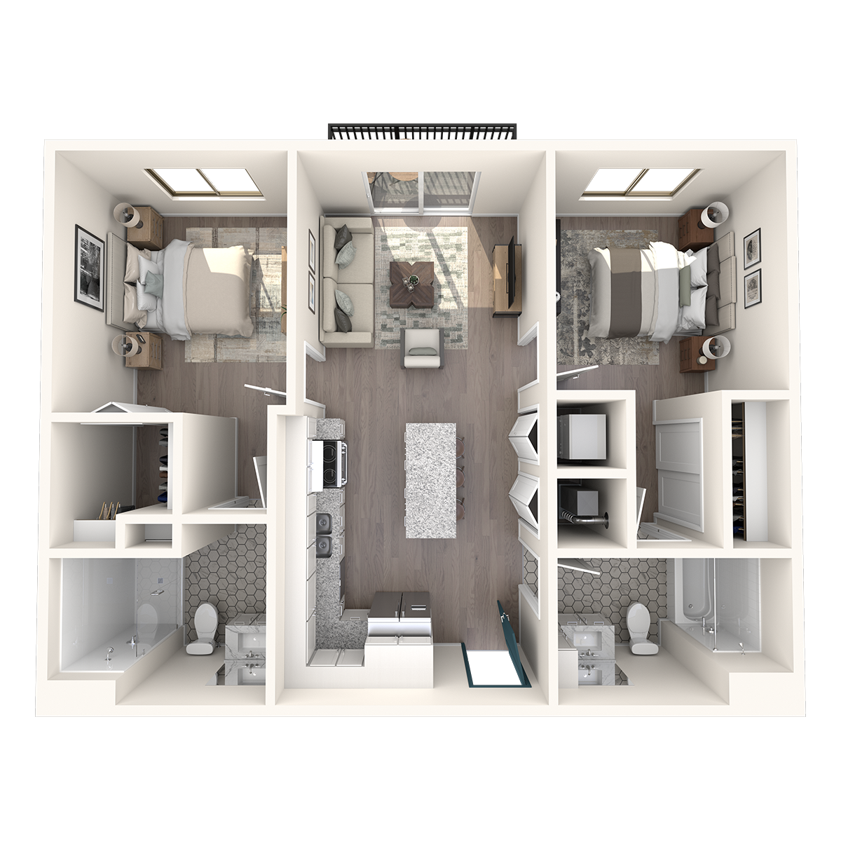 Estrella Floor Plan